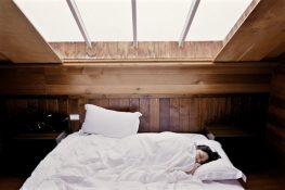 How To Sleep Better Tonight.